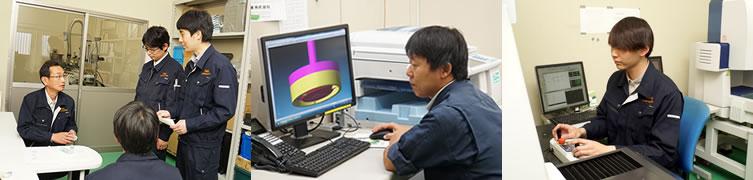 特注検査ゲージの社内検討・設計・製作・品質検査