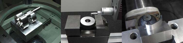 検査・測定治具、加工治具の一例