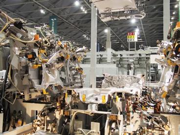 外注先の工場例