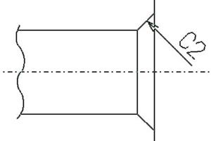 記号Cの図