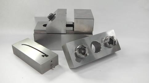 ファム製作の各種加工用治具