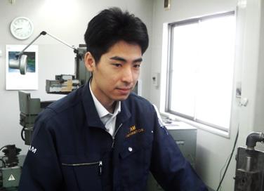 スタッフ写真:竹田 芳生