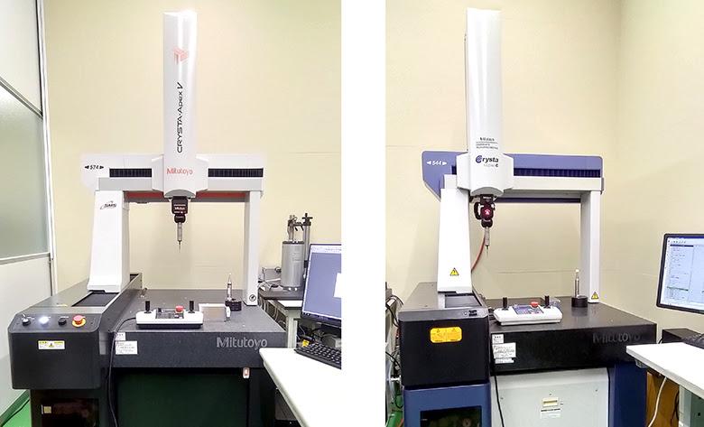 ミツトヨ製 三次元測定機 CRYSTA-Apex V574
